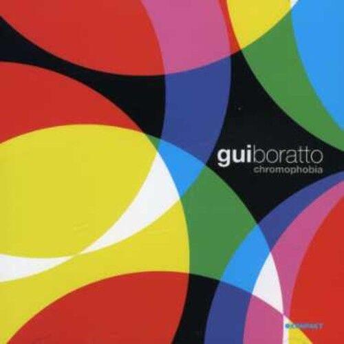 Gui Boratto - Chromophobia [New CD]