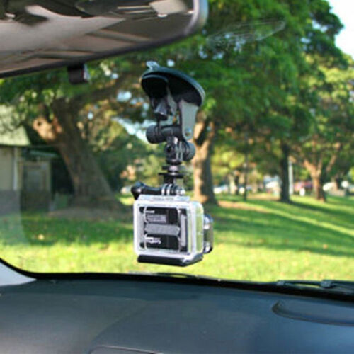 Suction Cup Mount Tripod Adapter Camera Accessories For Gopro Hero 4/3/2/HDNL