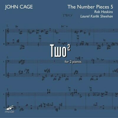 New England Conservatory Orchestra - John Cage Two (2) [New CD]