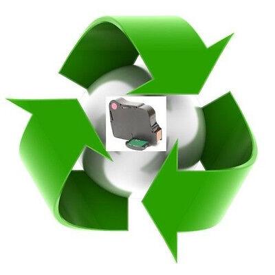 Neopost IJ25 Ink cartridge refill & reset, 70401, 300206 eco friendly