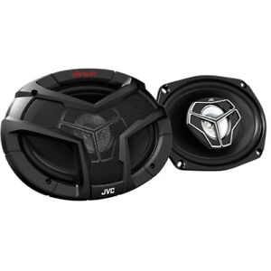 JVC  6X9  Co-Axial 3-way Car Speakers - NEW IN BOX