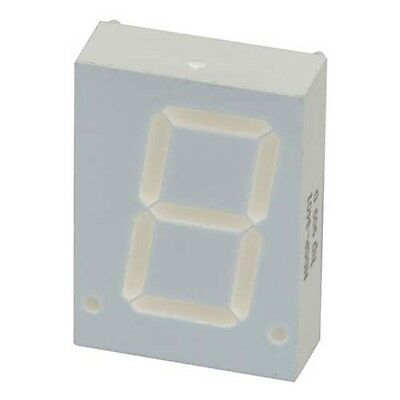 Hp Hdsp-3401 Red Common Anode Single 7-segment Led Display