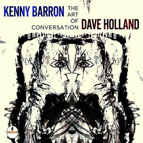 KENNY/HOLLAND,DAVE BARRON - THE ART OF CONVERSATION   CD NEU