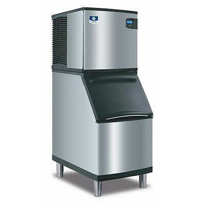 Manitowoc Id-0322a-161 Ice Maker With B-320 Bin