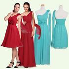 One Shoulder Asymmetric Formal Dresses for Women