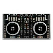 DJ Decks and Mixer