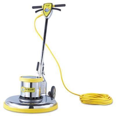 """Mercury Floor Machines MFMPRO-21 Pro-175-21 Floor Machine, 1.5 Hp, 175 Rpm, 20"""""""