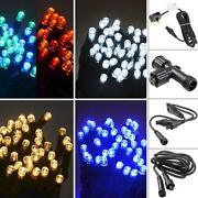 Outdoor Multi Colour Lights