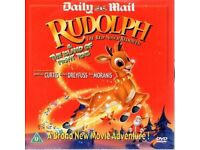 Rudolph The Red Nosed Reindeer DVD Promo The Daily Mail Christmas Misfit Of Toys