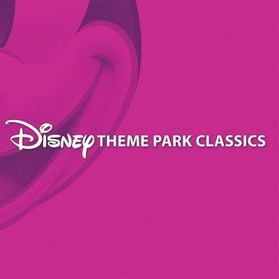 Various Artists   Disney Theme Park Classics  New Cd