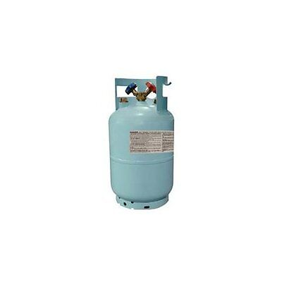 Mastercool 64010 30 Lbs R134a Recovery Tank Without Float Switch