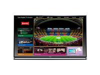 PANASONIC VIERA TX-60AS802B Smart 3D 60 LED TV