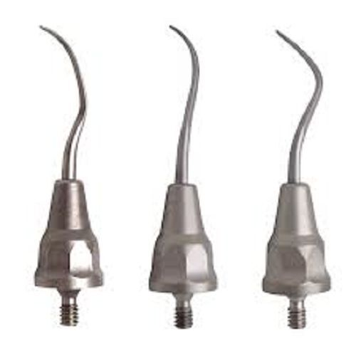 Dental Scaler Tips for Star - One of each: Universal, Sickle, & Perio