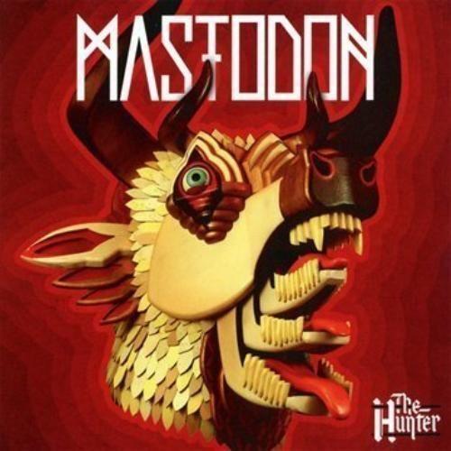 MASTODON THE HUNTER BRAND NEW SEALED CD