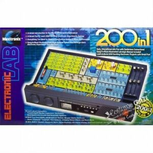 200 in One Electronic Project Lab