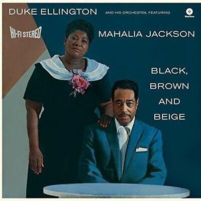 Ellington- DukeBlack Brown And Beige + 3 Bonus Tracks! (New Vinyl)