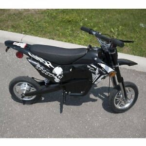 Mini Electric Dirt Bikes Black / kids heavy bike for sale