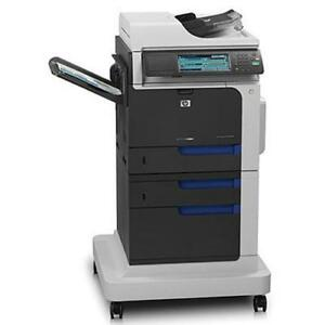 **PROMO OFFER BUY FOR ONLY $1250** HP LASERJET CM4540 COLOR MULTIFUNCTION Printer Copier Scanner