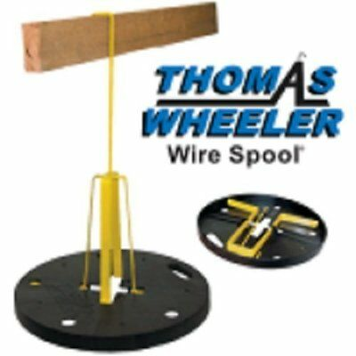 Rack-a-tiers 19455 Thomas Wheeler Wire Spool By Rack-a-tiers