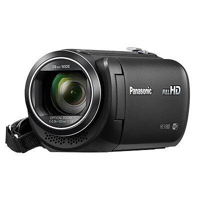 Panasonic HC-V380K Full HD Wi-Fi Camcorder with 90x Intelligent Zoom