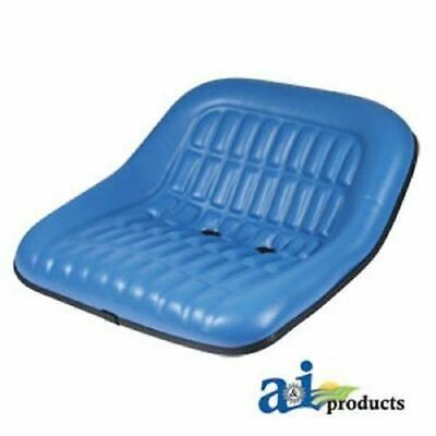 Cs668-8v Ford Replacement Seat Blue Many Models 19 Pan Steel 7 X 2 Back