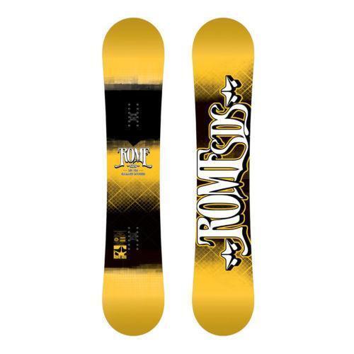 Rome Garage Rocker: Snowboards
