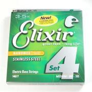 Elixir Bass Guitar Strings