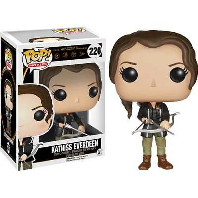 Katniss Everdeen Bow And Arrow (The Hunger Games Katniss Everdeen Bow and Arrow Pop! Vinyl Figure NEW Funko)