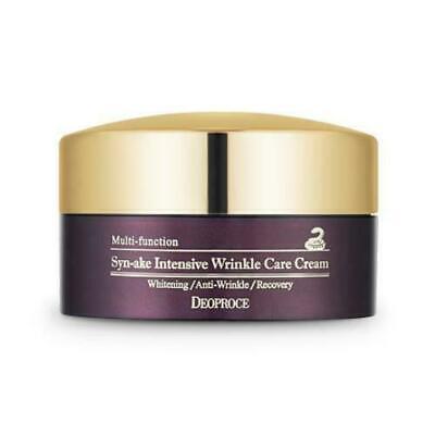 Deoproce Syn-ake Intensive Wrinkle Care Cream 100g / Free Gift / Korean Cosmetic
