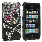 iPhone 3GS Hard Case Skull