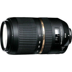 Sell or trade Tamron 70-300 Canon Mount for Canon 50mm 1.4 lens