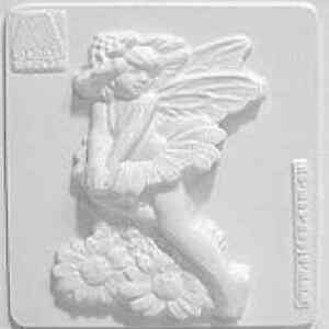 Fairy Plaster Mould/Mold/Moulds/Molds 2235