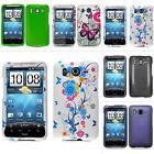 HTC Desire HD Case Carbon