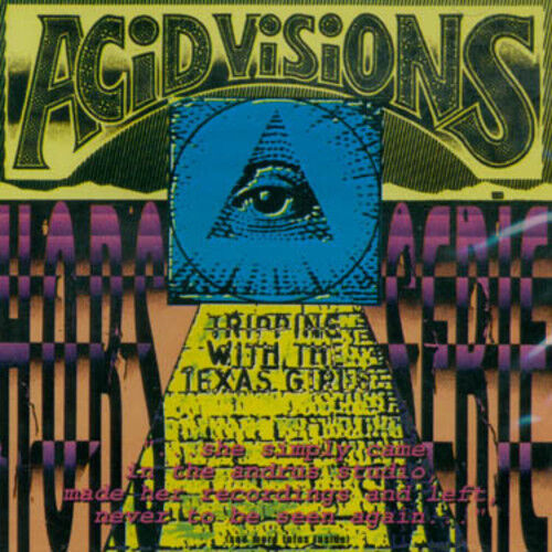Acid Visions - Hors Serie / Trippin with the Texas [New CD]