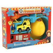 Fireman Sam Fire Engine