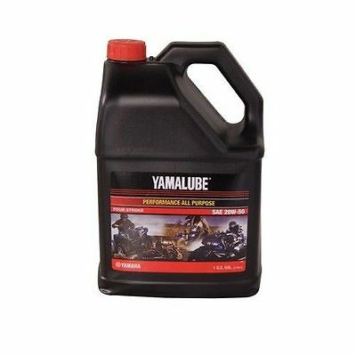 YAMALUBE ALL PURPOSE 4 STROKE OIL 20W50 1 GALLON