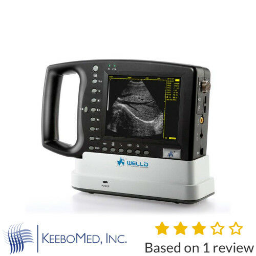 Handheld Palm Ultrasound Scanner WED-3100 With Linear Array Probe 6.5/.5/8.5MHz