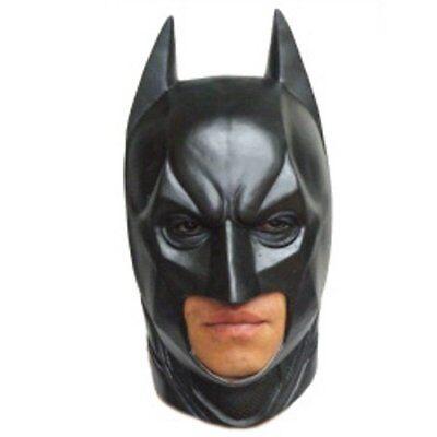 Dunkler Ritter Rises Batman Kostüm Maske Halloween Japan Neu Party Voll - Batman Vollen Kostüm