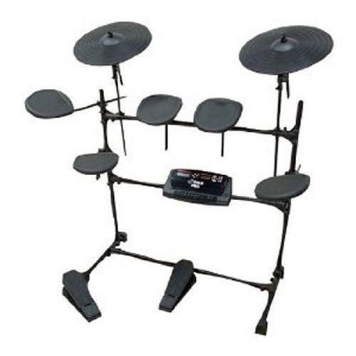 electric drum kit ebay. Black Bedroom Furniture Sets. Home Design Ideas