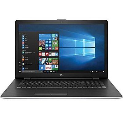 """HP 17.3"""" Laptop 2.4GHz 8GB 1TB Windows 10 HDD - Silver (1KV34UA#ABA)"""