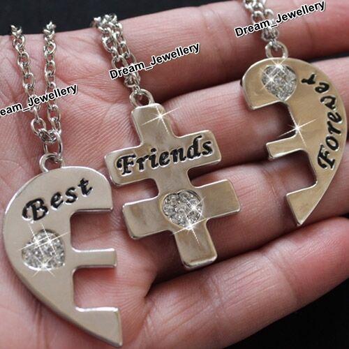 Amazoncom 3 best friends bracelets