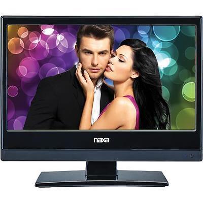Naxa Ntd 1356 13 3  Class Led Dvd Media Player Car Package Combo Tv