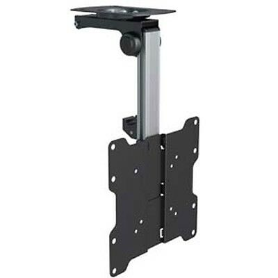 FOLDING CEILING TV MOUNT BRACKET LCD LED 17 22 24 26 32 37 RV UNDER COUNTER