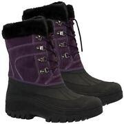 Womens Waterproof Snow Boots