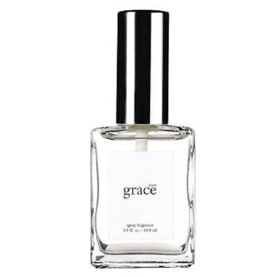 Philosophy PURE GRACE 0.5 oz 15 ml Women Mini Perfume EDT Spray New NO Box