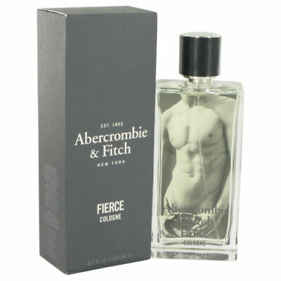 ABERCROMBIE & FITCH FIERCE 6.7 OZ MEN'S EAU DE COLOGNE BRAND NEW & SEALED**SALE* for sale  Hamtramck
