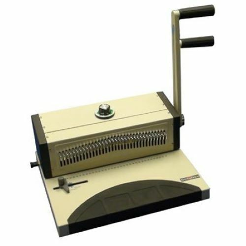 DocuGem 9630 3:1 Wire Binding Machine