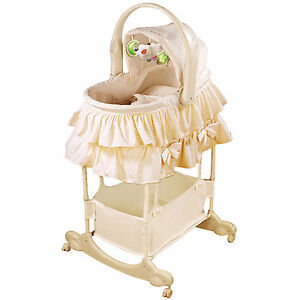 The First Years - Carry-Me-Near 5-in-1 Baby Bassinet