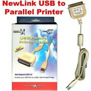 Parallel to USB Converter