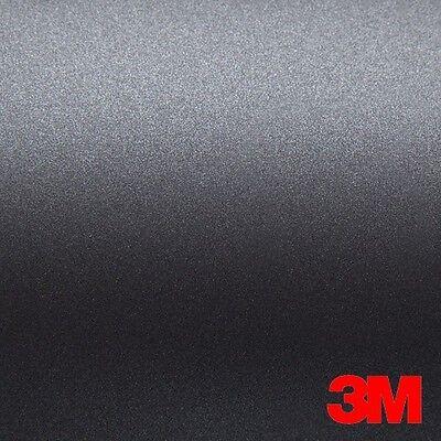 3M Scotchprint Series 1080 Matte Dark Grey Vinyl Car Wrap 65ft x 5ft